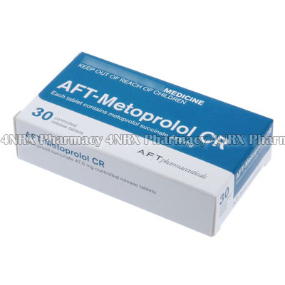 AFT-Metoprolol CR (Metoprolol Succinate)