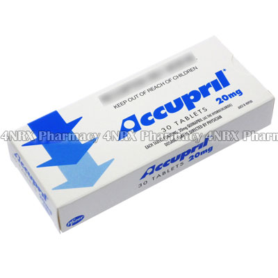Accupril (Quinapril Hydrochloride)