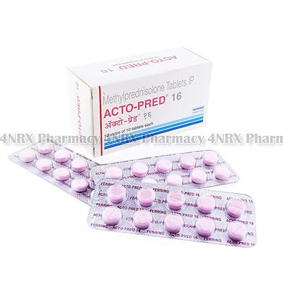 Acto-Pred (Methylprednisolone)