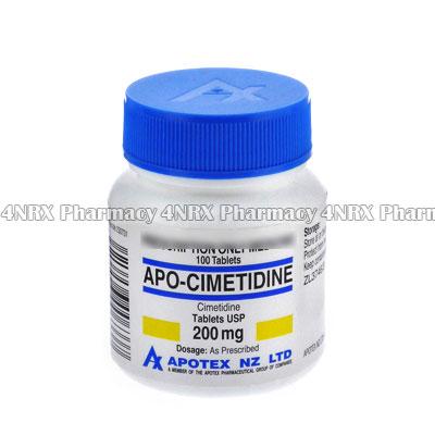 Apo-Cimetidine (Cimetidine)