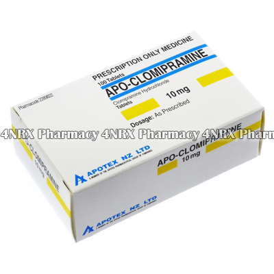 Apo-Clomipramine (Clomipramine Hydrochloride)