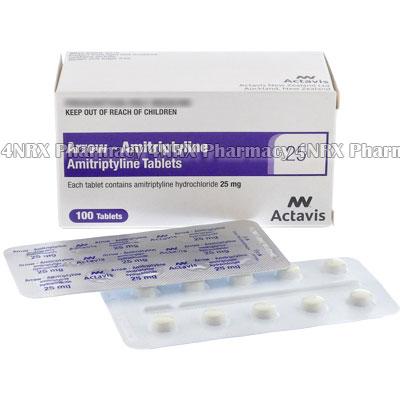 Arrow-Amitriptyline (Amitriptyline Hydrochloride)