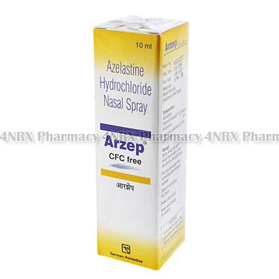 Arzep Nasal Spray (Azelastine)