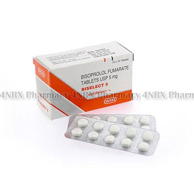 Biselect (Bisoprolol Fumarate)