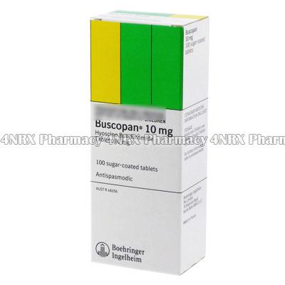 Buscopan (Hyoscine Butylbromide)
