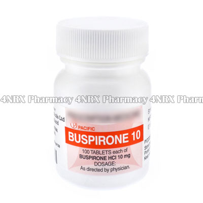 Side Effects Buspirone Buspar