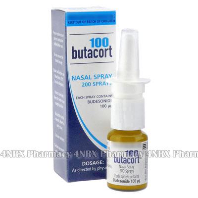 Butacort (Budesonide)