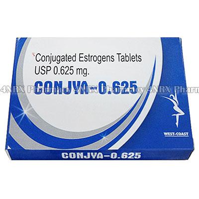 CONJYA-0.625 (Conjugated Estrogens)