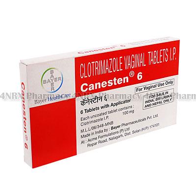 Canesten-6 (Clotrimazole)