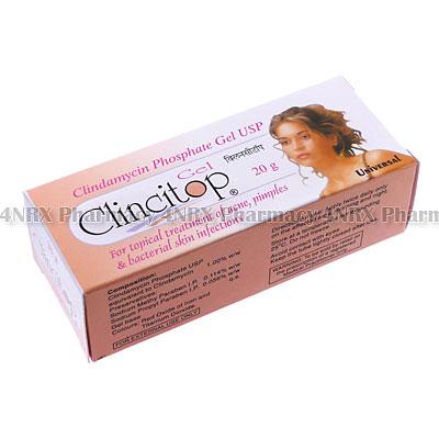 Clincitop Gel (Clindamycin)