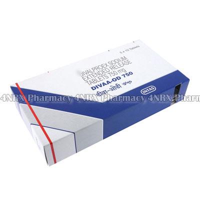 Divaa OD (Divalproex Sodium)