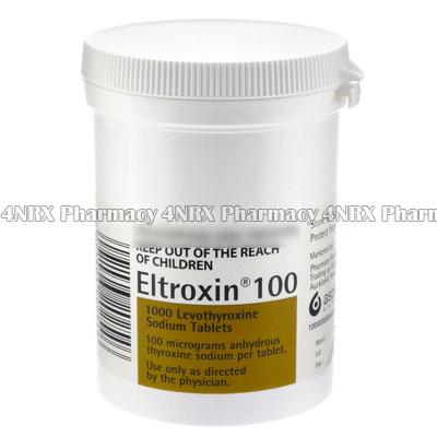 Eltroxin (Levothyroxine)