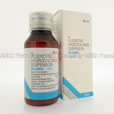 Flunil (Fluoxetine Hydrochloride)