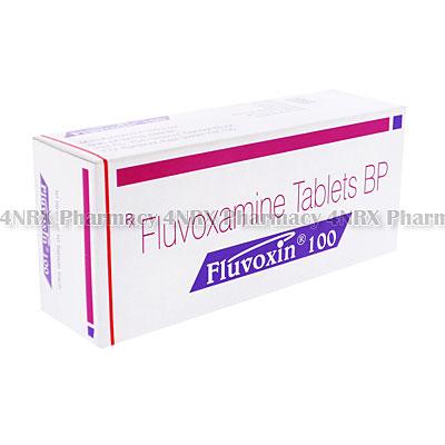 Fluvoxin (Fluvoxamine)