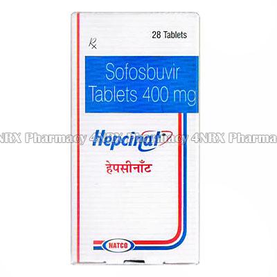 Hepcinat (Sofosbuvir)