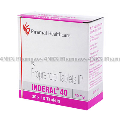 Order Inderal 40 mg Low Price