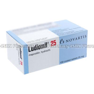 Ludiomil (Maprotiline HCL)