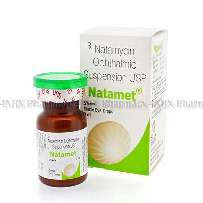 Natamet Eye Drops (Natamycin)