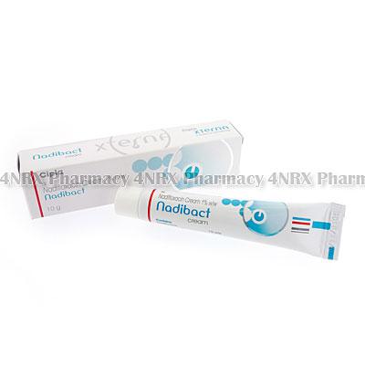 Nadibact Cream (Nadifloxacin)