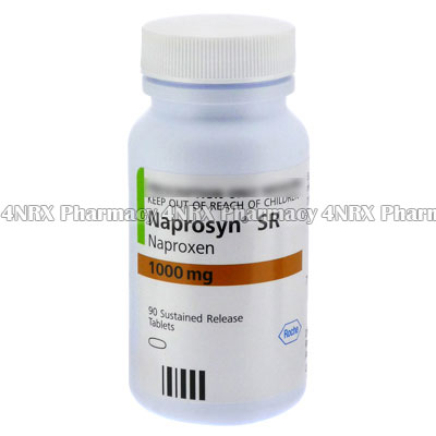 naprosyn dosage prescription