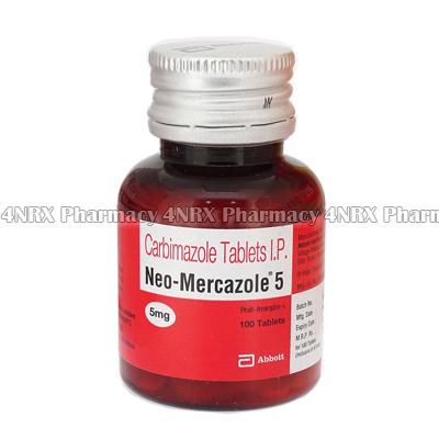 Neo-Mercazole (Carbimazole)