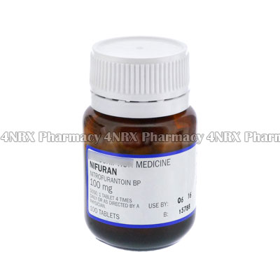 Nifuran (Nitrofurantoin)