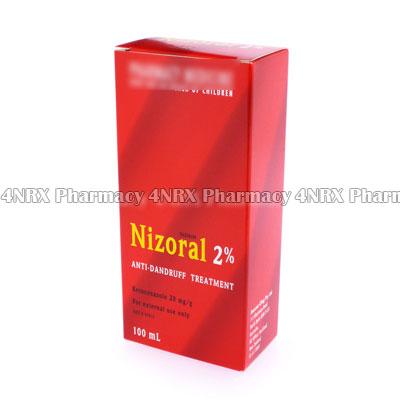 Nizoral Shampoo (Ketoconazole)