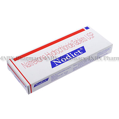 Nodict (Naltrexone Hydrochloride)