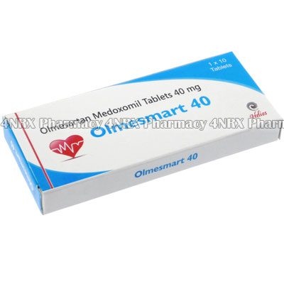 Olmesmart (Olmesartan Medoxomil)