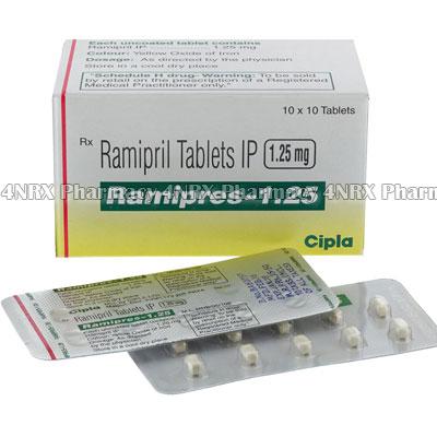 Ramipres (Ramipril)
