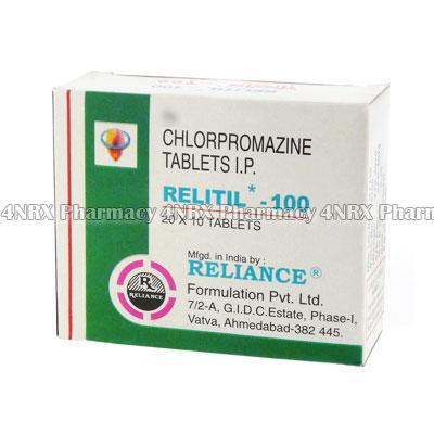 Relitil (Chlorpromazine)