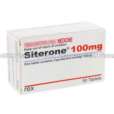 Siterone (Cyproterone Acetate) - 4NRX (UK)