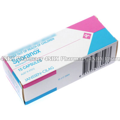 Sporanox Capsules Price
