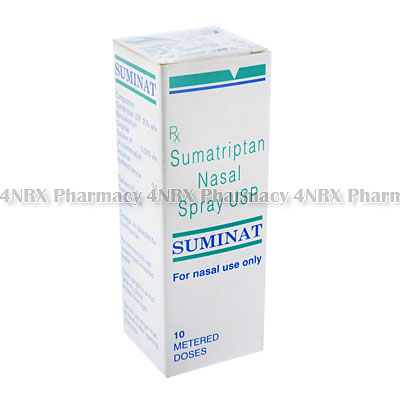 Suminat Nasal Spray (Sumatriptan Succinate)
