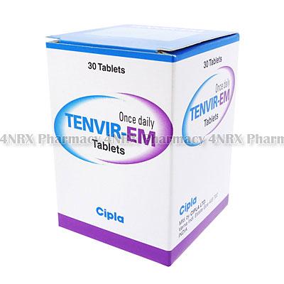 Tenvir-EM (Tenofovir Disoproxil, Fumarate / Emtricitabine)