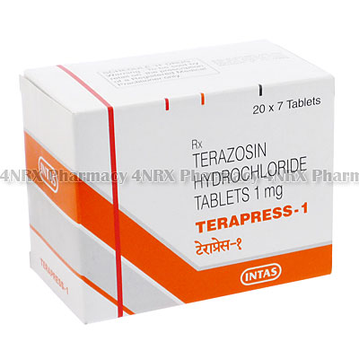 Terapress (Terazosin)