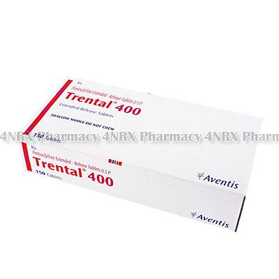 Trental 400 Mg Tablete
