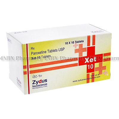 Xet (Paroxetine)