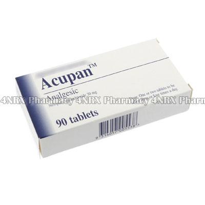 Acupan (Nefopam HCL)
