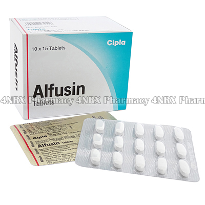 Alfusin (Alfuzosin HCL)