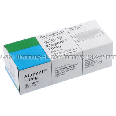 Alupent (Orciprenaline Sulphate)