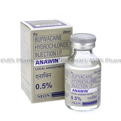 Anawin Injection (Bupivacaine)