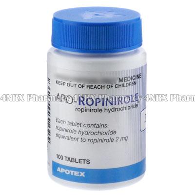Apo-Ropinirole (Ropinirole Hydrochloride)