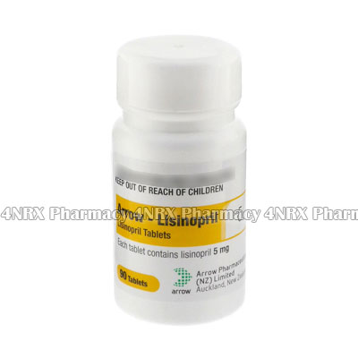 Arrow-Lisinopril (Lisinopril)