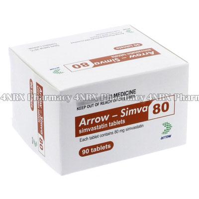 Arrow-Simva (Simvastatin)