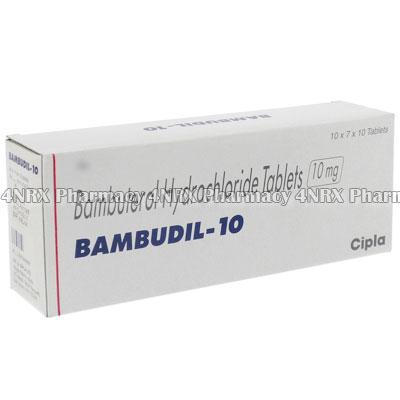 Bambudil (Bambuterol)