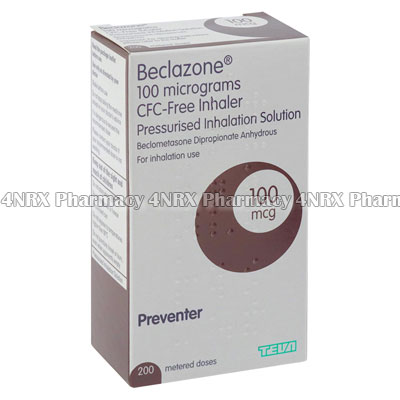 Beclazone (Beclomethasone Dipropionate)