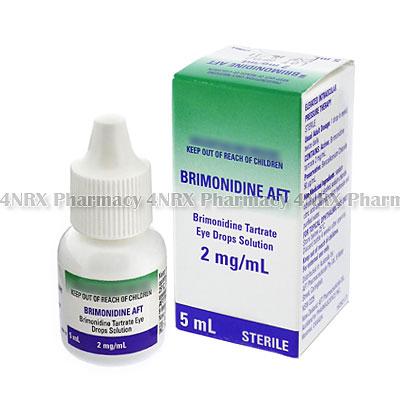 Brimonidine Eye Drops (Brimonidine Tartrate)