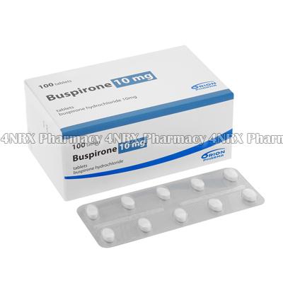 Buspirone Hydrochloride