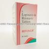 Hivus LR (Lopinavir / Ritonavir)